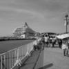 横浜大桟橋へ行ってみたが予想以上に飛鳥Ⅱは凄い