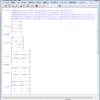 wxMaximaで3D数学を少々