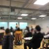 クリスマスイブに、先生対象のプログラミングイベントしました!~畿央大学現代教育研究所主催~
