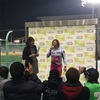 加瀬加奈子が勝ちました