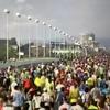 (Training Log 9/6-12)ワクチン1回目、海外マラソン再開等