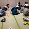 明日が今年のピースキャンドルの締切&兵庫県の小学校のキャンドルです