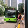 シンガポールの移動手段を攻略!①バス編〜乗り方や料金の払い方〜