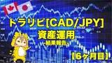 【6ヶ月目】トラリピ30万円資産運用結果報告