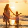 子どもが大きくなって孫を抱く日まで生きていたい、それが私の夢です。