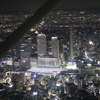 名古屋~セントレア~長島上空をナイトフライトしてきた
