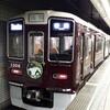 【阪急電車】スヌーピー号に遭遇!8月31日までの運行!車体も車内もスヌーピーだらけ!