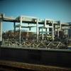 壮観 空中構造物^^…2013年千葉都市モノレール