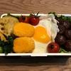 【のっけ弁】中学男子の食欲に負けないボリューム弁当 | ロコモコ風