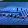 オリンピック閉会式 国歌斉唱にトップ三人他
