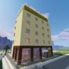 ビジネスホテルを作る【Minecraft】