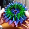 今話題!折り紙で作る万華鏡の作り方を丁寧に説明します!①パーツ編