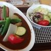 北海道 富良野市 ファームレストラン あぜ道より道 / 野菜が美味しすぎ