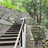 【金沢】加賀藩筆頭家老本多家の遺構が残る「歴史の小径」は金沢21世紀美術館近くの中村記念美術館と石川県立美術館を結ぶ遊歩道