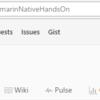 Visual StudioでGitHubを扱ってみた