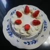ラズベリースポンジ・ショートケーキ