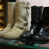 ENGINEER BOOTS MADE IN USA