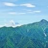 夏山2012 南アルプス、仙丈ヶ岳
