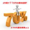 2年間で11万円の節約効果⁉スマホ代節約事例vol.3