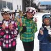 阿智音頭とスキー検定