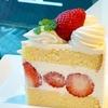 初めて食べたその日から忘れられないいちごのショートケーキ♥【銀座千疋屋】