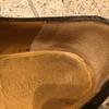UNION WORKSで革靴の修理:J.M.WESTONゴルフのサイズを詰める!