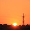 朝景色~その91『美しき日の出』