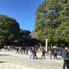 明治神宮 (Meijijingu Shrine) and 御朱印 (Shrine Stamp)