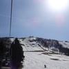 雪山遊び33日目/ハチ北でアルペンボード🏂