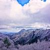 冬が訪れた石鎚山天狗岳に登ってきました