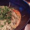 汁なし担担麺 - キング軒