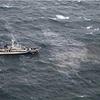 沈没した船から2人発見=心肺停止、捜索続く―松江沖転覆