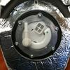 WR250Rに、キャリア・アンダーガード取り付け、燃料ポンプ交換しました