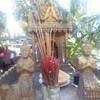 シェムリアップ散策·後光が見えた話。[カンボジア旅行]