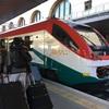 レオナルドエクスプレス ローマ空港からテルミニ駅