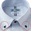 ボタンダウンシャツで襟のボタン外してる人はマジでダサいからやめたほうがいい