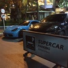 スーパーカー専用駐車スペース