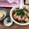 金沢市有松「福座」で鴨めんと焼きおにぎり