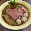 トレンドの予感!? タイの絶品麺ビーフボートヌードル。「泰麵膳 Boat Noodle」@尖沙咀
