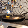 ブロック玩具仕立ての調理マシン!単身者の強い味方?