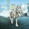 「ゼルダの伝説 ブレス オブ ザ ワイルド」の主人公をゼルダ姫にするMOD「Zelda Conversion Project」