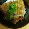 私と 食事:久しぶりのーーー鰻   丼