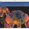 iOS で SceneKit を試す(Swift 3) その41 - Scene Editor カメラの Depth of Field(被写界深度)