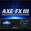 【2018年8月以降入荷予定分・予約受付中】FRACTAL AUDIO SYSTEMS AXE-FX Ⅲ