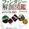 Java Console Game〜仕様作成ドン詰まり、ファンタジー解剖図鑑〜