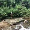 西和賀町で渓流釣り(今シーズン最後の渓流釣行?)
