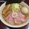 鈴蘭@新宿三丁目のニボ味噌ラーメン