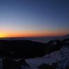 週末のみ冬季営業中の金峰山小屋に泊まり、厳冬期の金峰山に登る山旅