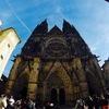 聖ヴィート大聖堂・聖ヴァーツラフ礼拝堂・旧王宮・黄金小路【プラハ城観光】