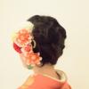 成人式の派手な髪飾りを探しています。出来れば安い通販サイトが知りたい。